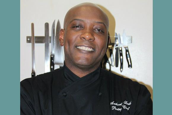 Pastry Chef Anthony Smith