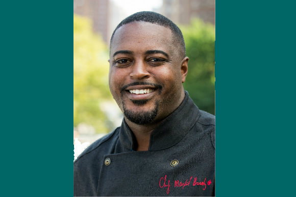 Chef Max Hardy